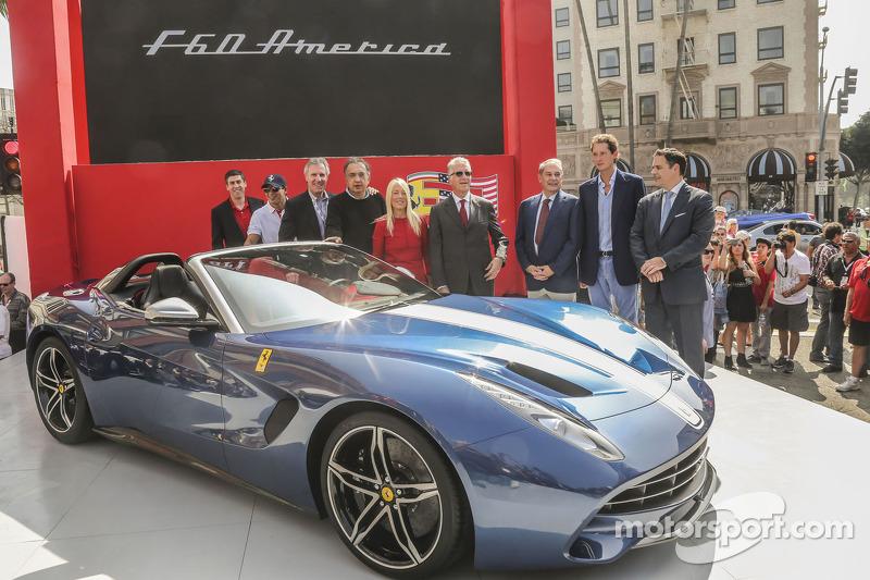 Ferrari F60 Amerika
