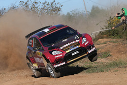 Nasser Al-Attiyah en Giovanni Bernacchini, Ford Fiesta RRC