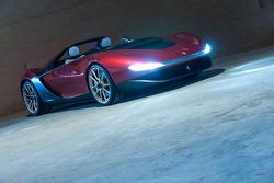 L'esclusiva Ferrari Sergio disegnata da Pininfarina