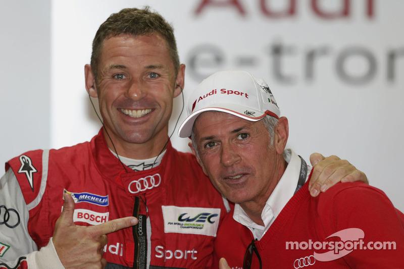 Tom Kristensen e Rinaldo Capello
