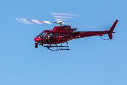 Um helicóptero