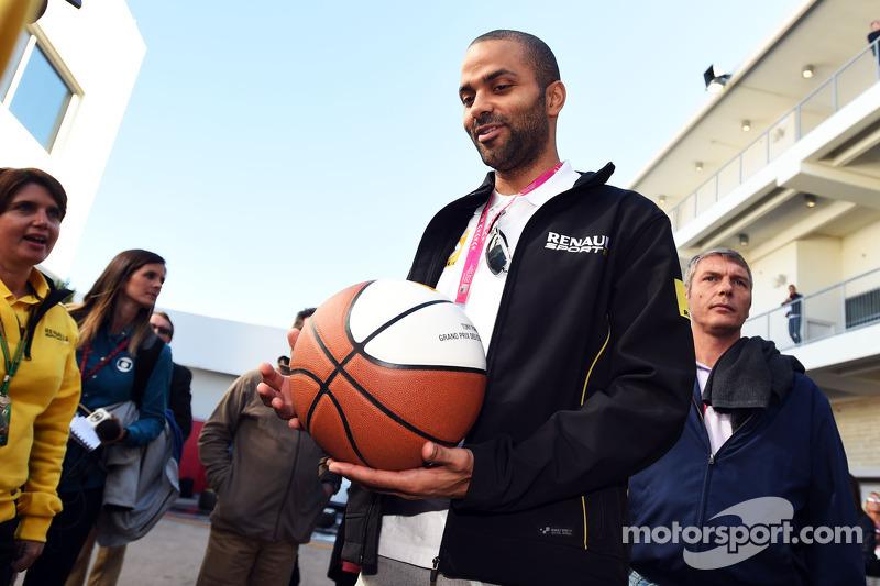 Tony Parker, NBA Basketball Player