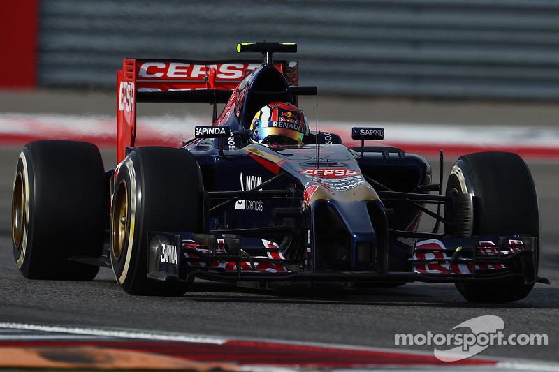 2014 : Toro Rosso STR9, à moteur Renault