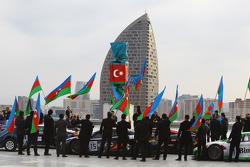 Baku atmosfeer
