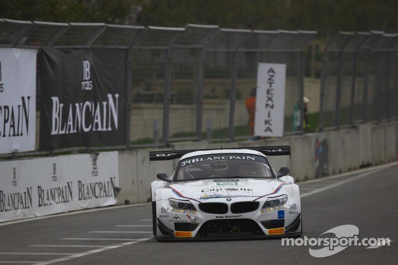 #34 ROAL Motorsport 宝马 Z4: 斯蒂法诺·科伦布, 大卫·福马内利