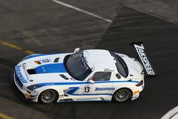 #13 Zakspeed Mercedes SLS AMG GT3: Alon Day, Andreas Simonsen