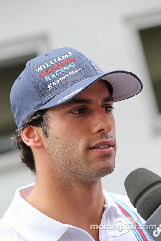 Felipe Nasr, Williams