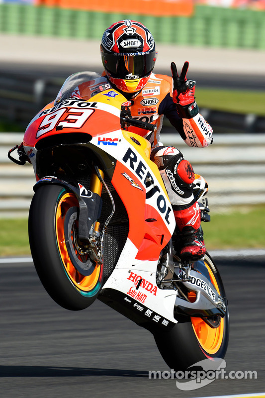 Marc Marquez, Repsol Honda Team at Valencia GP