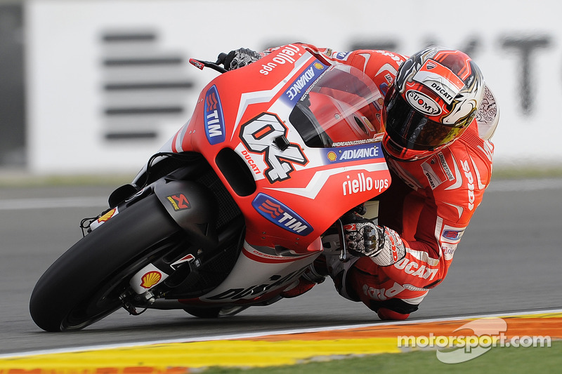 Ducati Desmosedici 2014 - Andrea Dovizioso