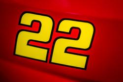 Şampiyona yarışmacıları Basın konferansı: Joey Logano'nun aracı, Penske Ford Takımı