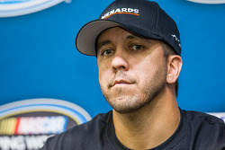 Press conference for the Nationwide Series and Camping World Truck Series: Matt Crafton