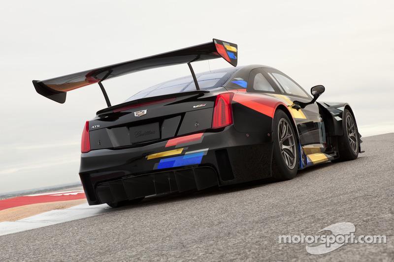 La Cadillac GT3 ATS-VR
