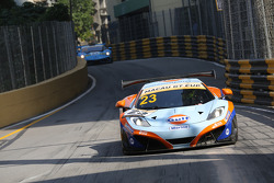 #23 United Autosports McLaren MP4-12C GT3: Danny Watts