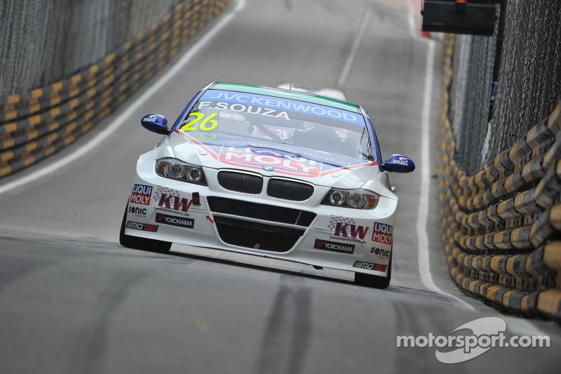Filipe C. De Souza, BMW 320 TC, Liqui Moly Engstler Takımı