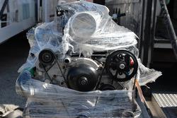 Detalle de motor