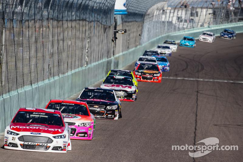 Trevor Bayne, Wood brotherss Racing Ford
