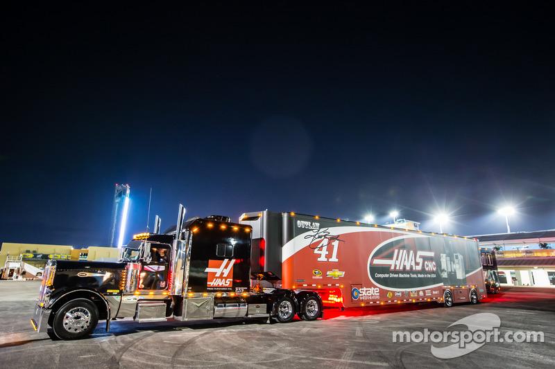 Hauler per Kurt Busch, Stewart-Haas Racing Chevrolet