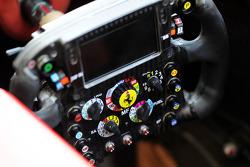 Ferrari F14-T : Volant