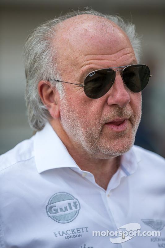 David Richards, Aston Martin'in Başkanı
