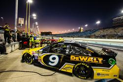 Voiture de Marcos Ambrose, Richard Petty Motorsports Ford