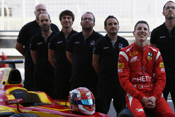 Raffaele Marciello, pilota del team Racing Engineering