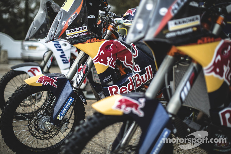 Red Bull KTM, detalle