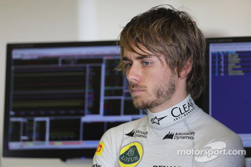 Charles Pic, Üçüncü Pilotu, Lotus F1 Takımı