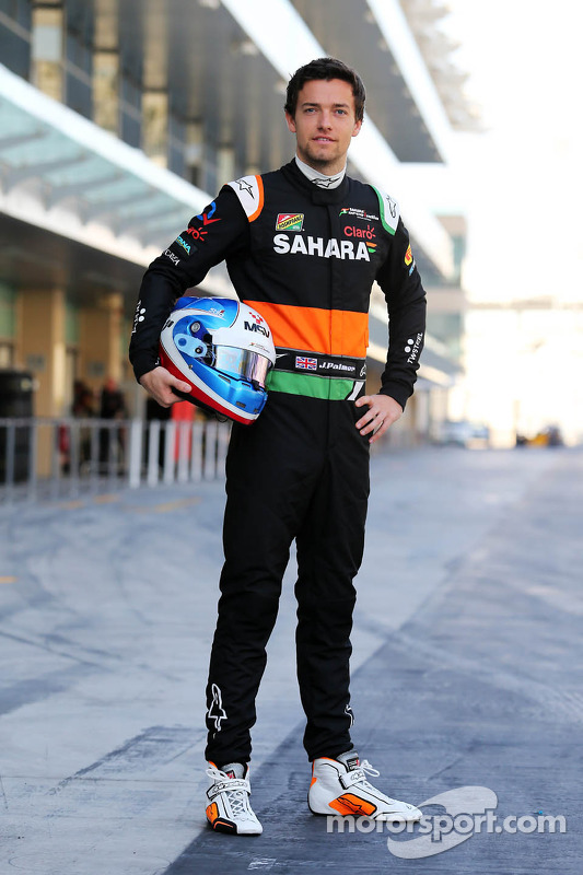 Jolyon Palmer, Sahara Force India F1 Team