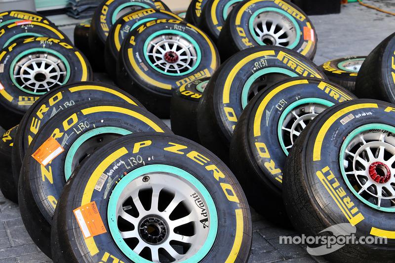 Pirelli, llantas