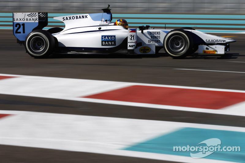 Marlon Stockenger, MP Motorsport