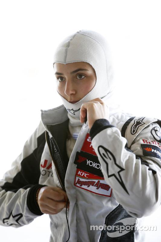 Tatiana Calderón, ART Grand Prix