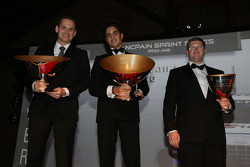 Blancpain Sprint Series-Pro Am Cup drivers podium