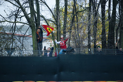 Sebastian Vettel testa Ferrari F2012