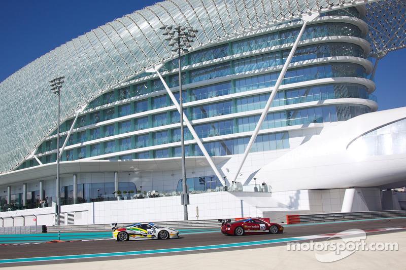 Ferrari Challenge APAC/NA aksiyonu