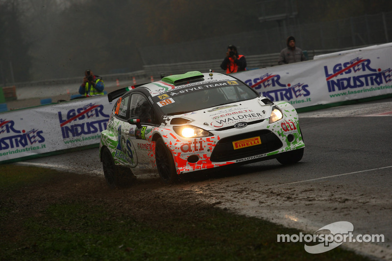 Michael Marangoni y Alessandro Mazzocchi, Ford Fiesta S2000
