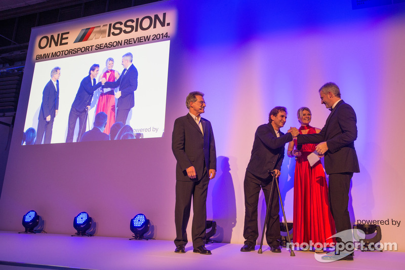 Dr. Mario Theissen, Alex Zanardi ve Jens Marquardt