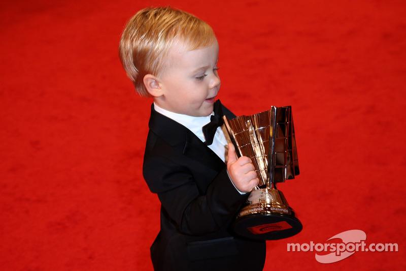 基兰·哈维克,NASCAR斯普林杯系列赛冠军凯文·哈维克的儿子