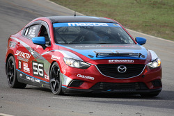 #56 Mazdaspeed Dealers Mazda 6 Diesel: Ben Robertaccio, Camden Jones, Daniel Tremblay, Jason Meise, Nathan Edmonds