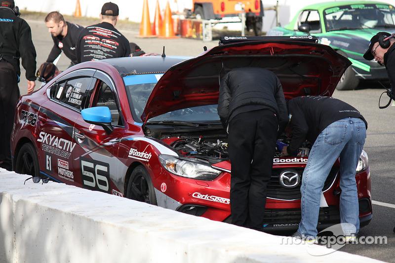 #56 马自达speed Dealers 马自达 6 柴油版