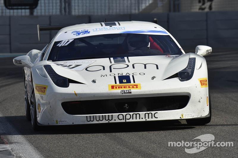 #417 Auto Italia 香港: Philippe Prette