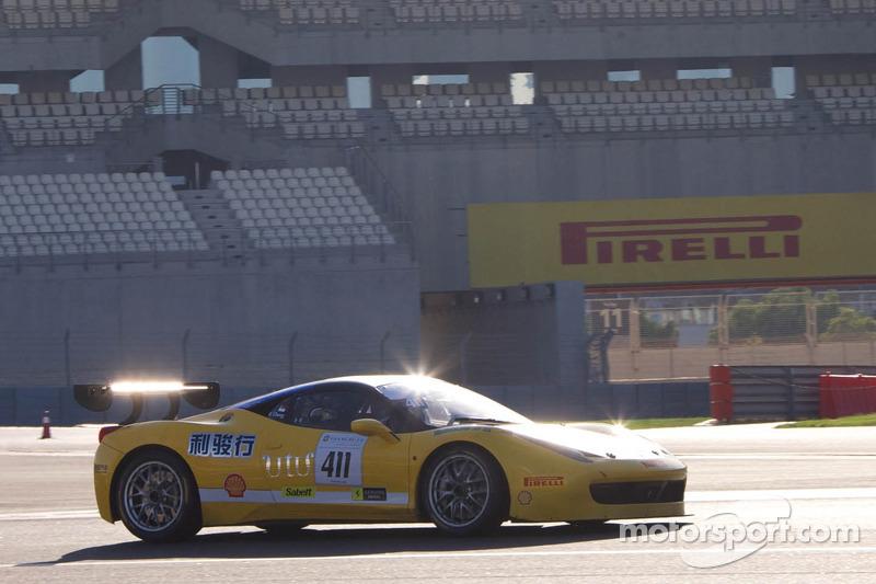 #411 Wuhan Ferrari 458: Ringo Chong