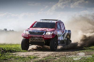 Toyota Imperial Team South Africa, Presentación