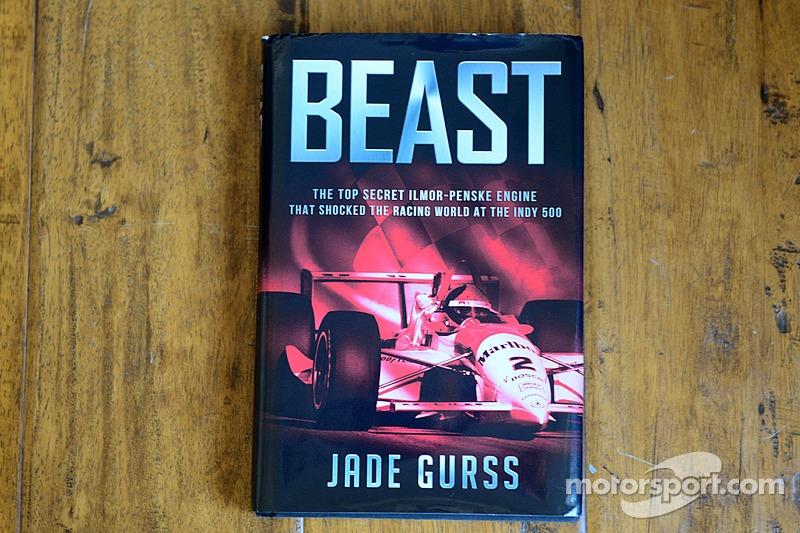 Jade Gurss  'The Beast