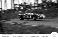 Motorsports Classic 2015 Calendar, by McKlein Publishing