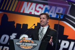 NASCAR Modifiye Tur şampiyonu Doug Coby