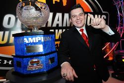 NASCAR Southern Modified Tour champion Andy Seuss