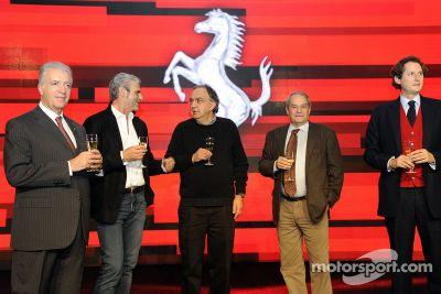 Мероприятие Ferrari sporting awards