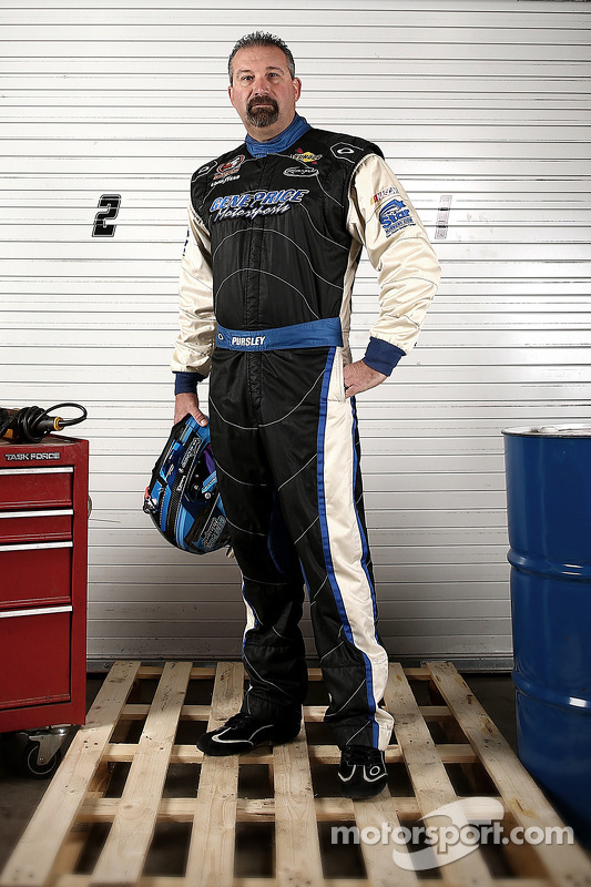 NASCAR K & N Pro Series Oeste: Greg Pursley