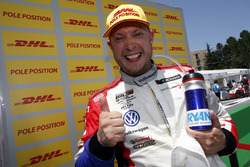 Pole position for Rob Huff, Sébastien Loeb Racing Volkswagen Golf GTI TCR