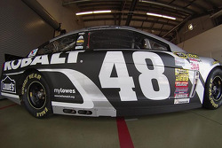 Livrée 2015 de Jimmie Johnson